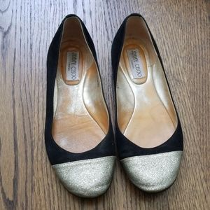 Jimmy choo flats 37.5